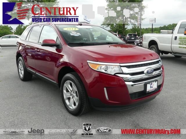 Ford Edge Sel In Mt Airy Md Century Chrysler Dodge Jeep Ram